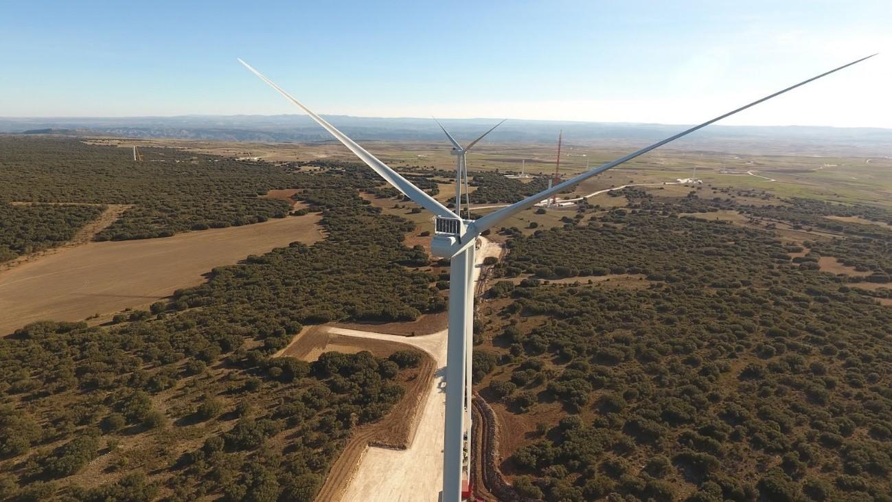 Candela wind farm